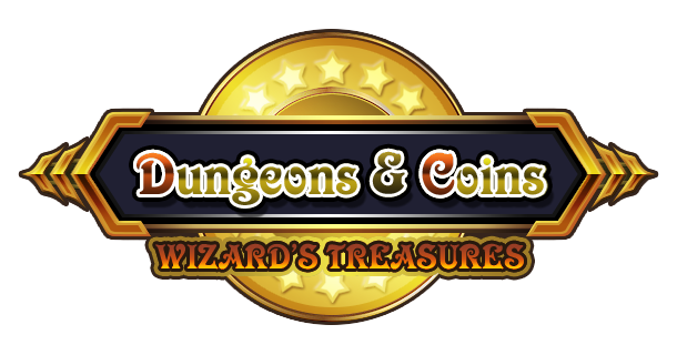 dungeons and coins logo