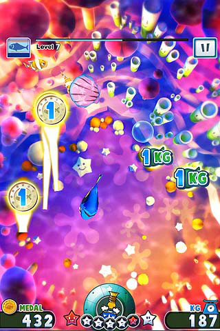 Fish Galaxy screenshot 2